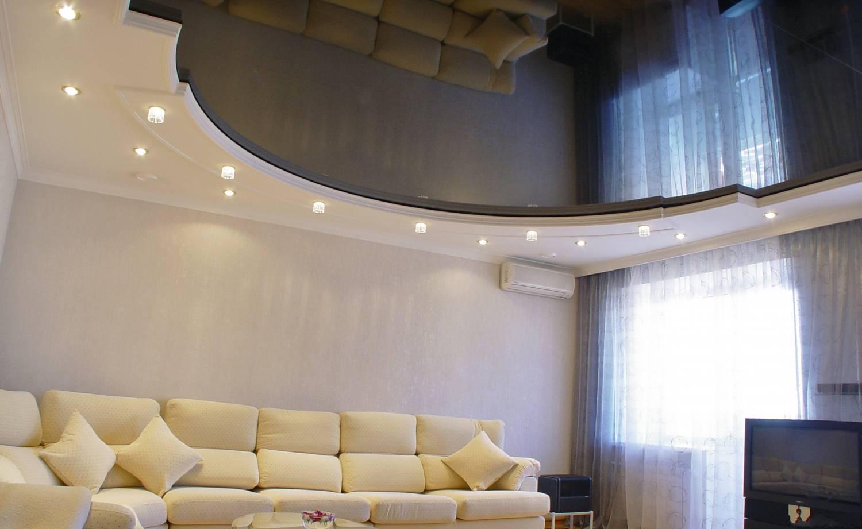 Подвесные потолок дизайн фото